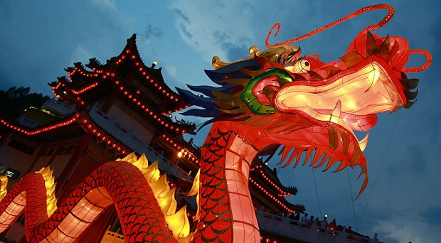 Chinese-Dragon-at-Dusk